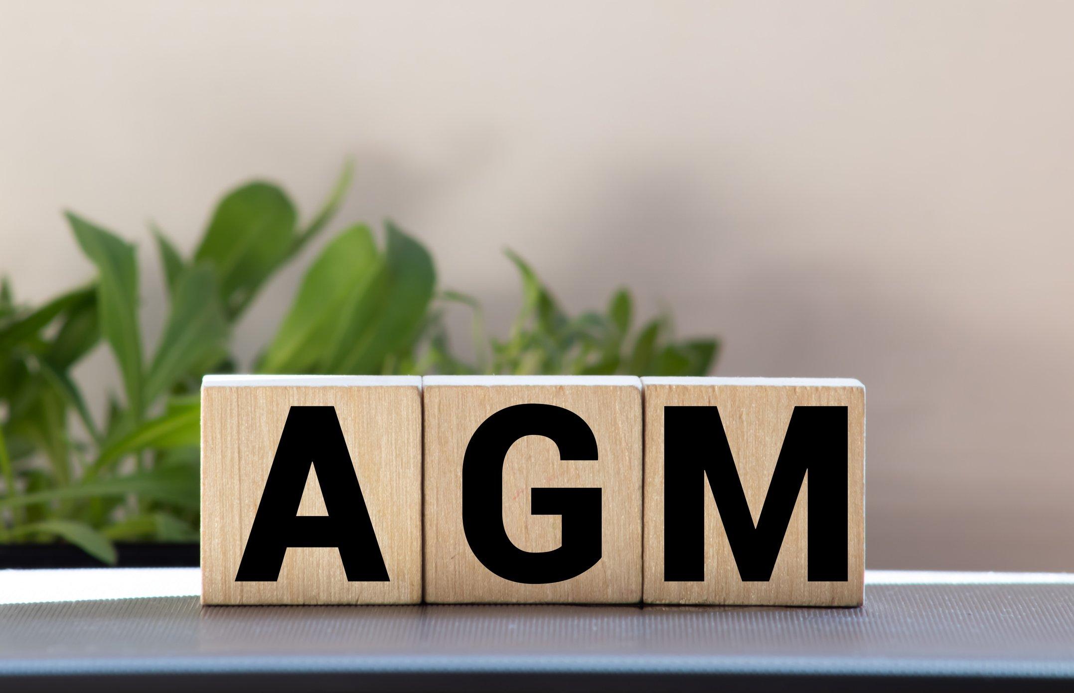 AGM [istockphoto]